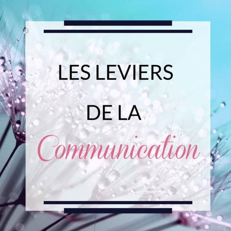 Les leviers de la Communication