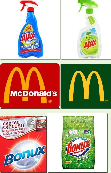 produits verts