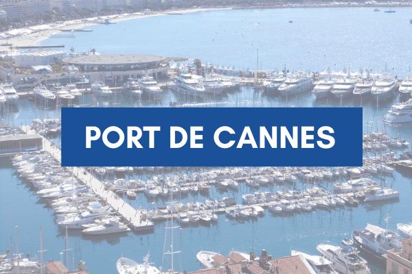 Port de Cannes (formation réseaux sociaux)